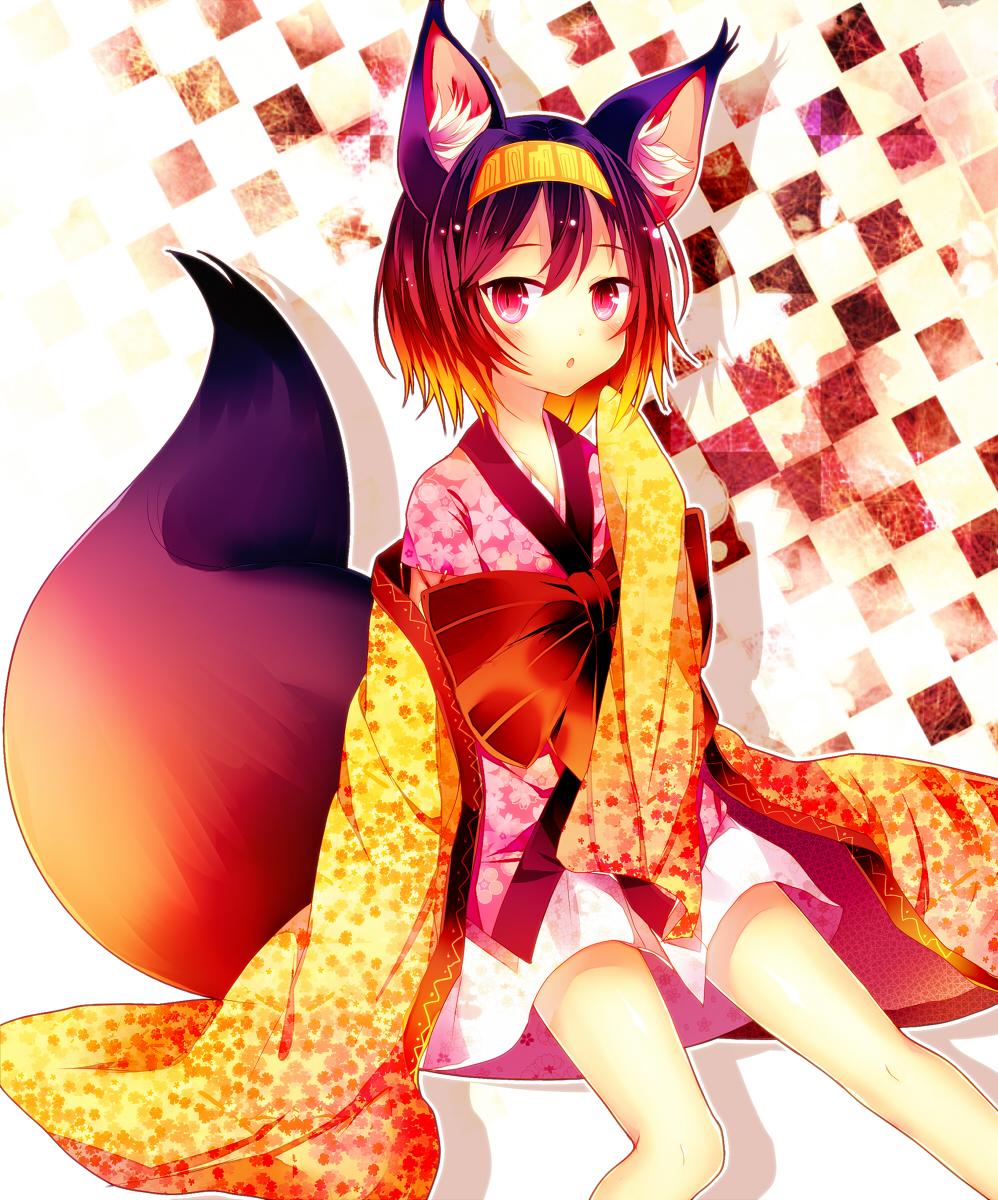 Izuna Hatsuse from No Game, No Life