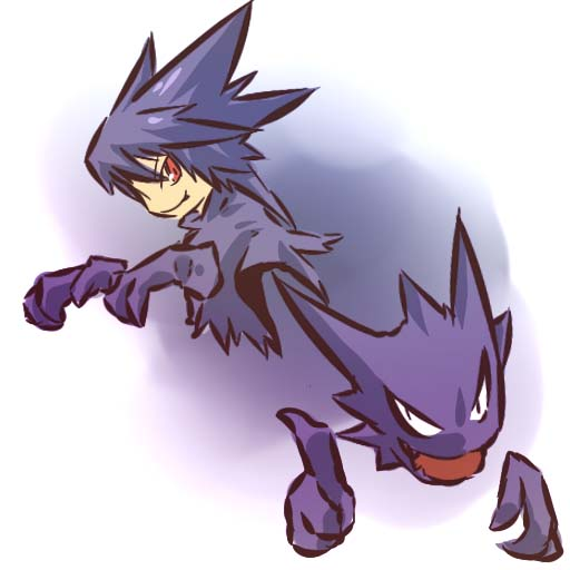 Tags: Anime, Hitec, Pokémon, Haunter