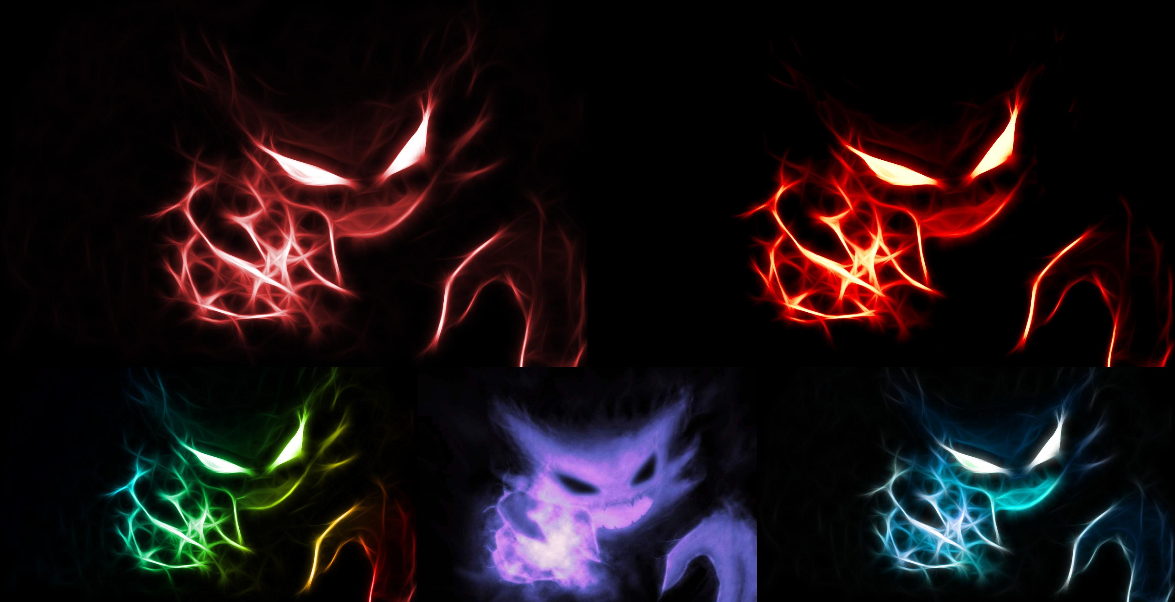 pokemon haunter wallpapers