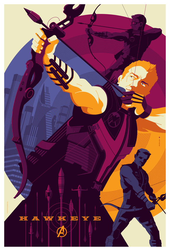 Tags: Anime, The Avengers, Hawkeye (Character), Marvel, Mobile Wallpaper