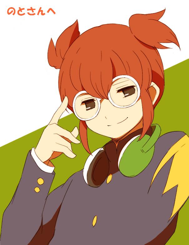 Tags: Anime, Sekina, Inazuma Eleven GO, Hayami Tsurumasa, Fanart, Fanart From Pixiv, Pixiv