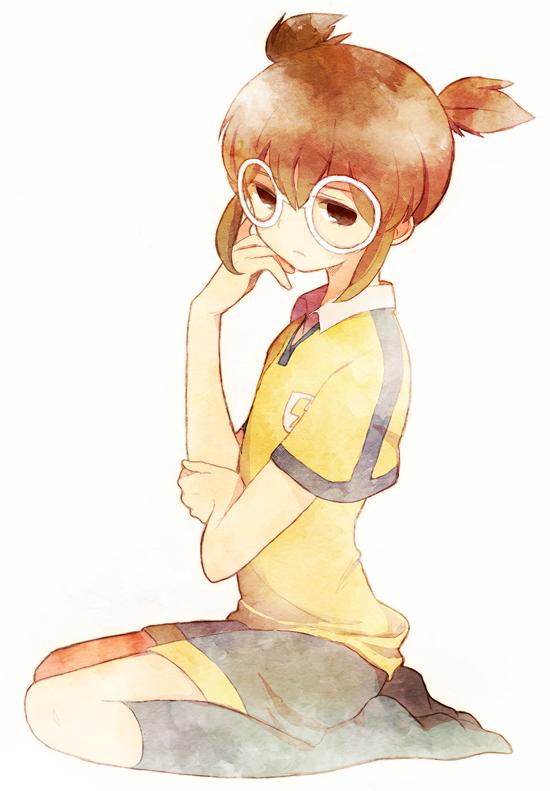 Tags: Anime, Hiruri, Level-5, Inazuma Eleven, Inazuma Eleven GO, Hayami Tsurumasa