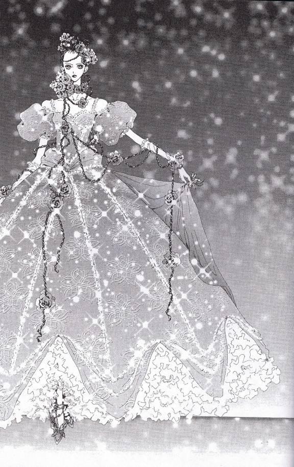 Tags: Anime, Yazawa Ai, Paradise Kiss, Hayasaka Yukari, Mobile Wallpaper, Scan, Official Art, Manga Page