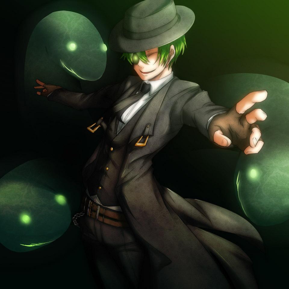 hazama - blazblue - image  253817