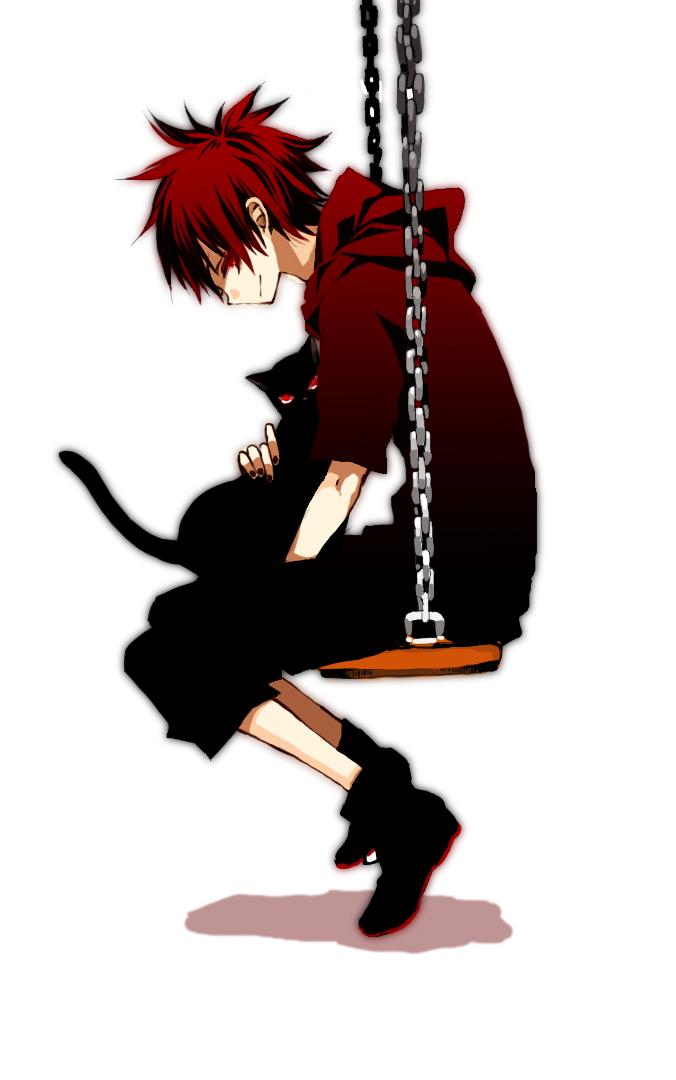 Tags: Anime, Vocaloid, Pixiv, Pixiv Id 1445969, Heat-haze Days