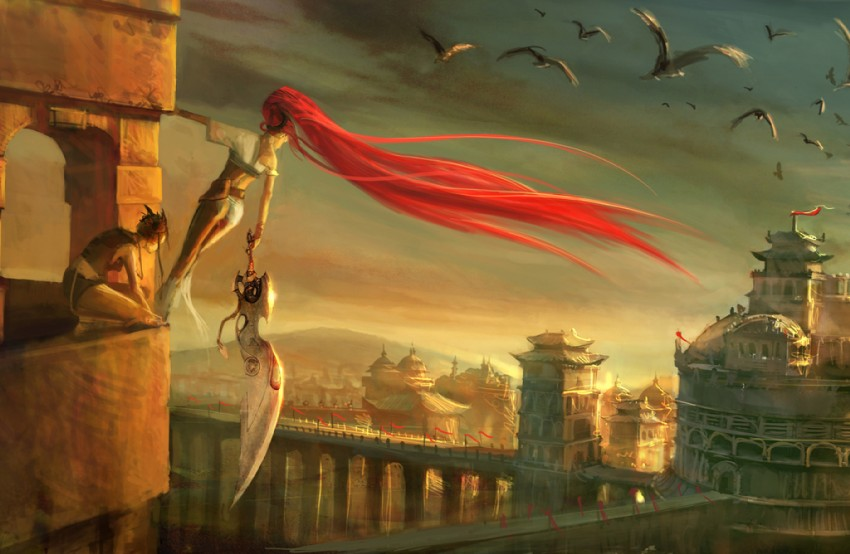 Heavenly Sword Zerochan Anime Image Board