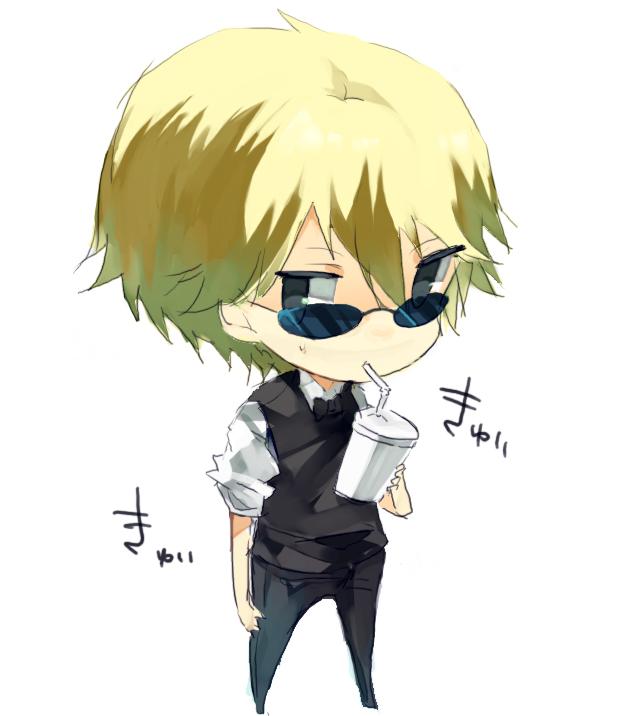 Tags: Anime, dente, DURARARA!!, Heiwajima Shizuo, Fanart, Fanart From Pixiv, Pixiv