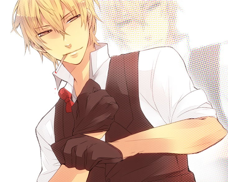 Heiwajima Shizuo Durarara Image 548240 Zerochan Anime Image Board