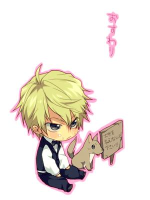Tags: Anime, Circa, DURARARA!!, Heiwajima Shizuo