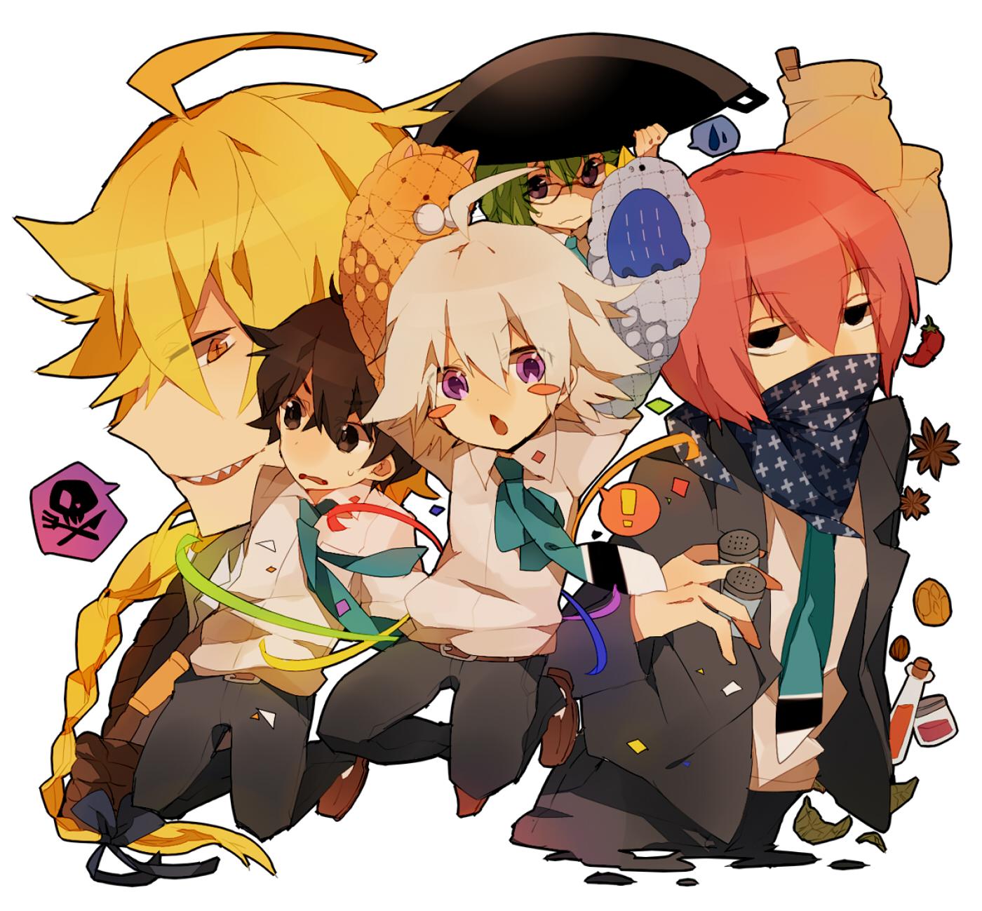 Hell\'s Kitchen - Amazi Gumi - Zerochan Anime Image Board