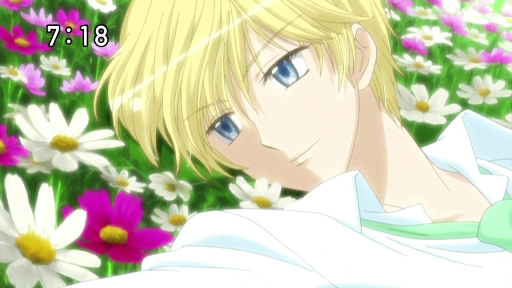 Tags: Anime, Yumeiro Pâtissière, Henri Lucas, Daisy (Flower)