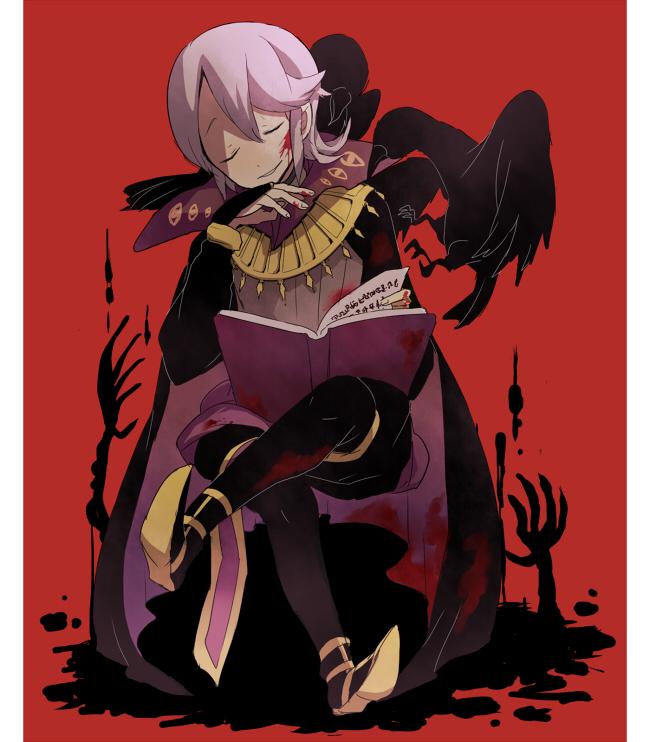 Tags: Anime, satori (サトリ), Fire Emblem: Kakusei, Henry (Fire Emblem), Crow