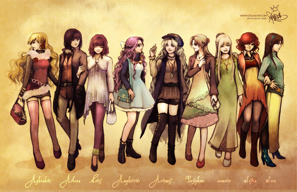 Hera Greek Myths Zerochan Anime Image Board