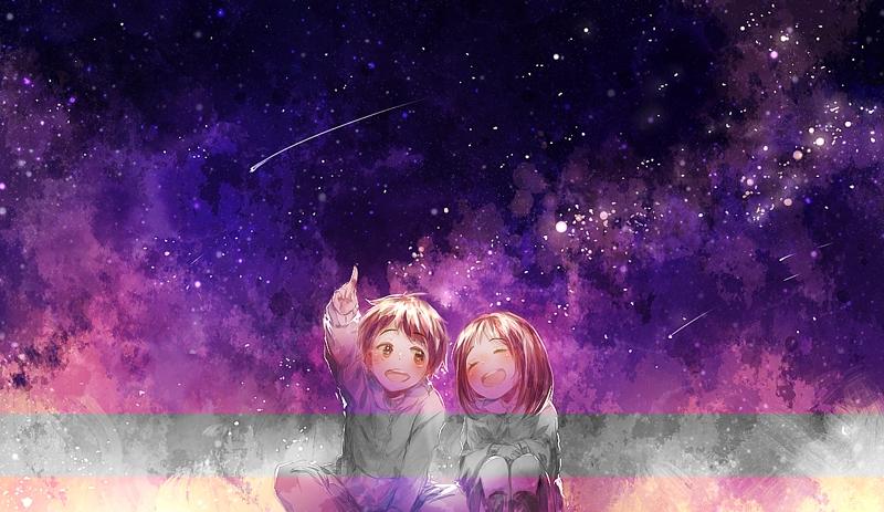 Tags Anime Herb Shooting Stars Pixiv Original