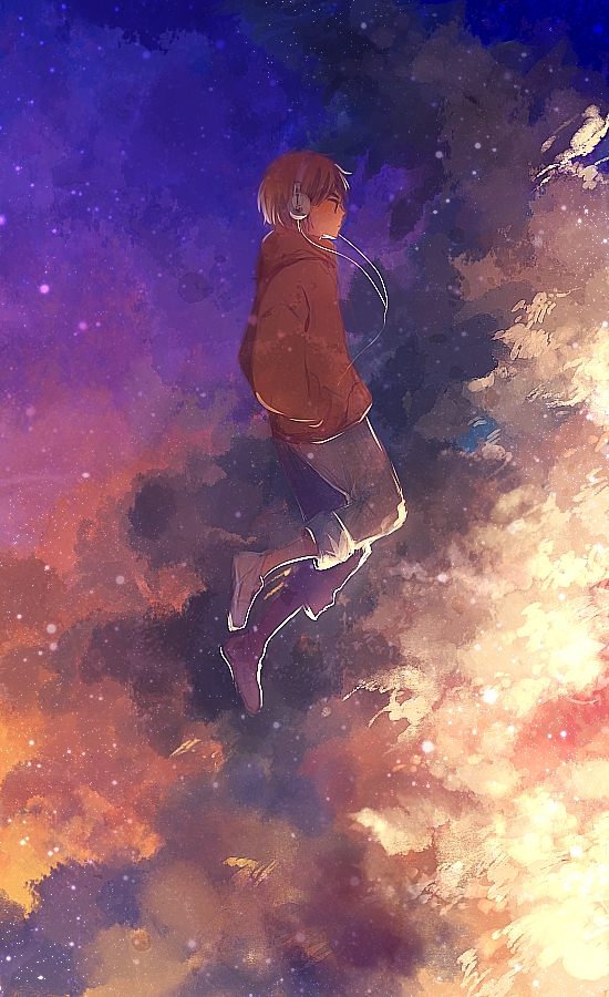 Tags: Anime, Herb, Original, Mobile Wallpaper, Pixiv