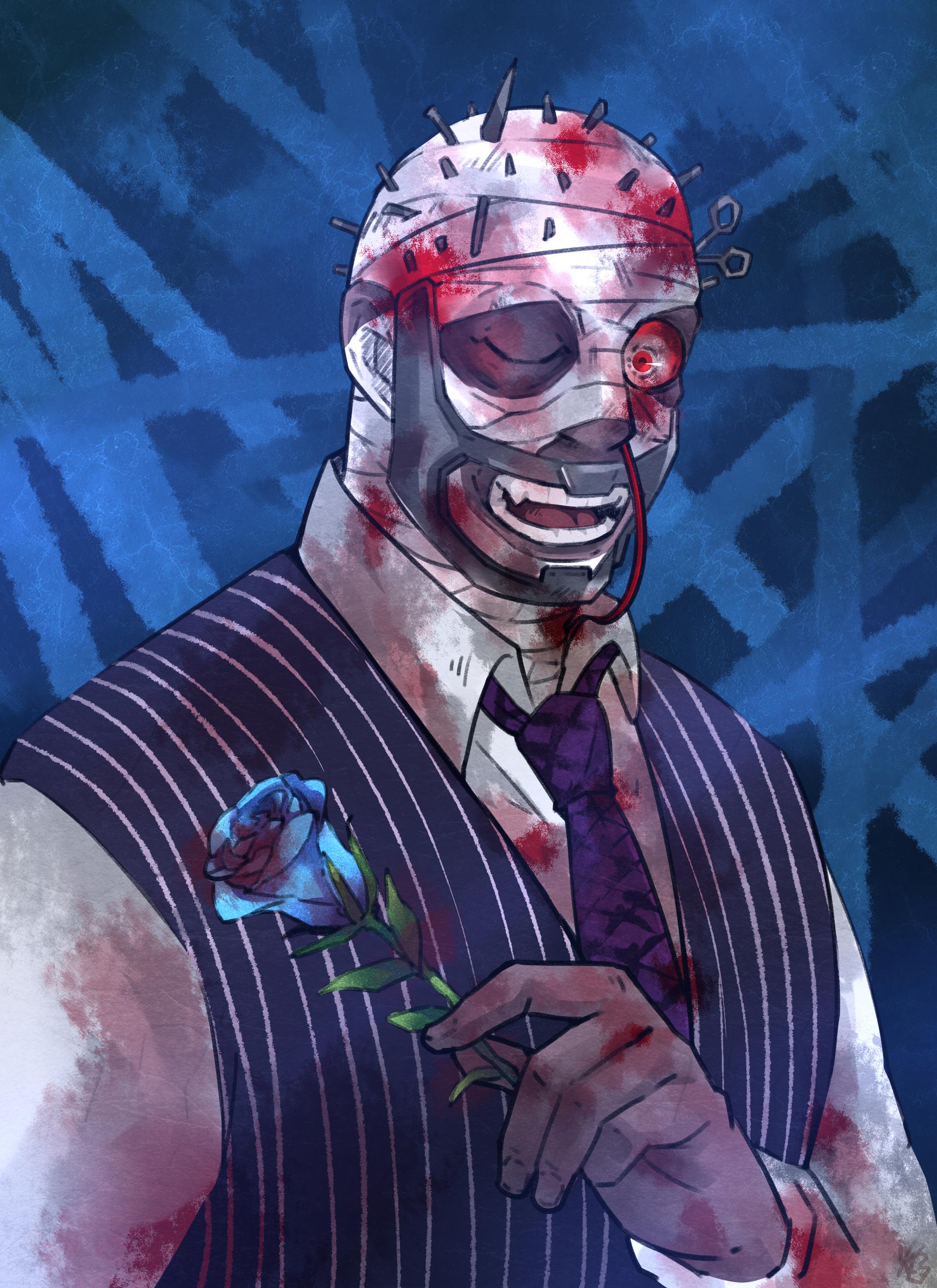 Image - Doctor.png | Dead By Daylight Wikia | FANDOM