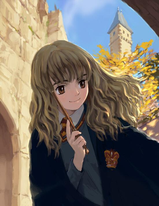 Hermione Granger - Harry Potter - Image #123006 - Zerochan