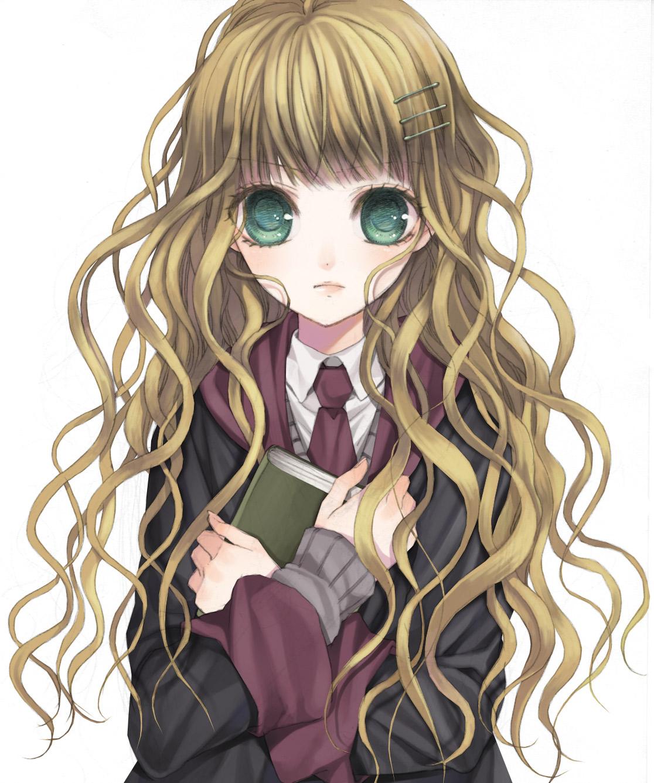 Hermione Granger Fanart Zerochan Anime Image Board