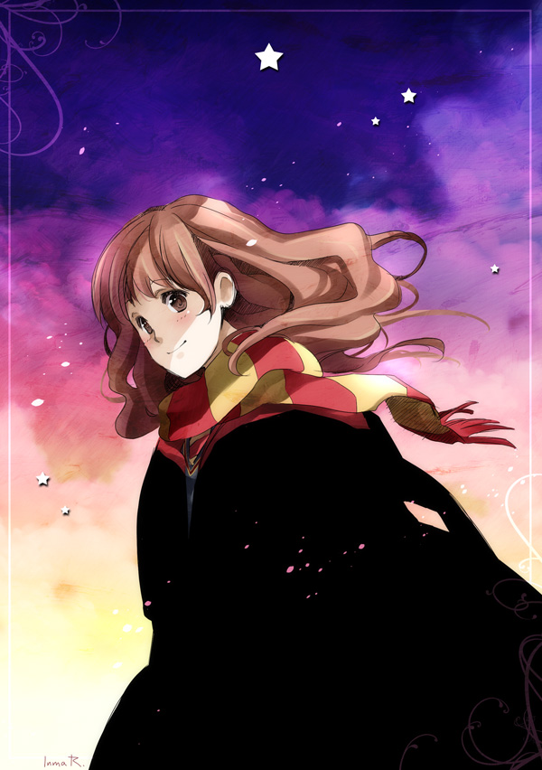 Hermione Granger Harry Potter Mobile Wallpaper 698539 Zerochan Anime Image Board