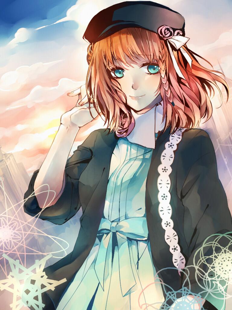 Heroine (AMNESIA) - Zerochan Anime Image Board