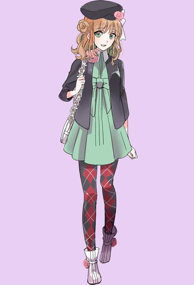 Tags: Anime, Pixiv Id 786599, AMNESIA, Heroine (AMNESIA), Fanart, Mobile Wallpaper