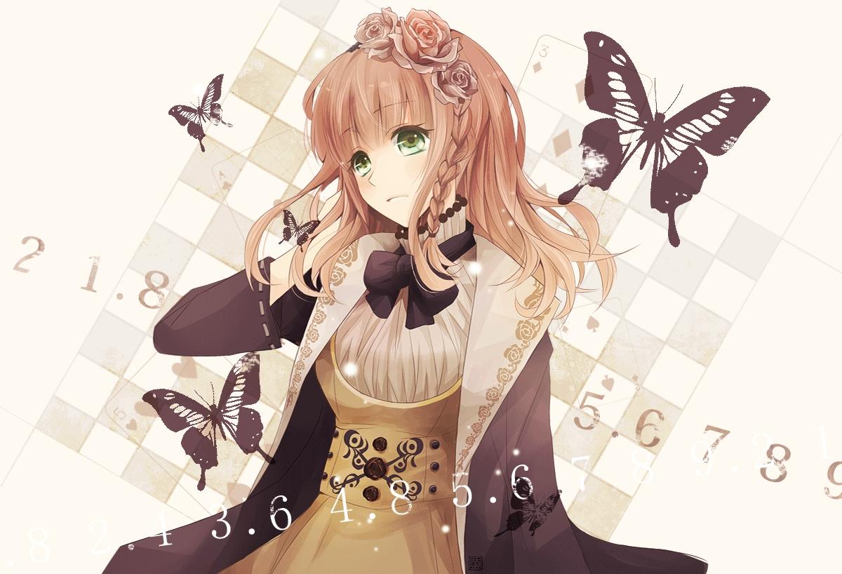 Amnesia Anime Heroine
