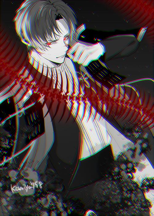 Tags: Anime, Pixiv Id 3997083, Touken Ranbu, Kebiishi, Heshikiri Hasebe, Touken Danshi (Rekishi Shuusei Shugi-sha), Japanese Armor, Scratch, Fanart, Twitter, PNG Conversion, Mobile Wallpaper