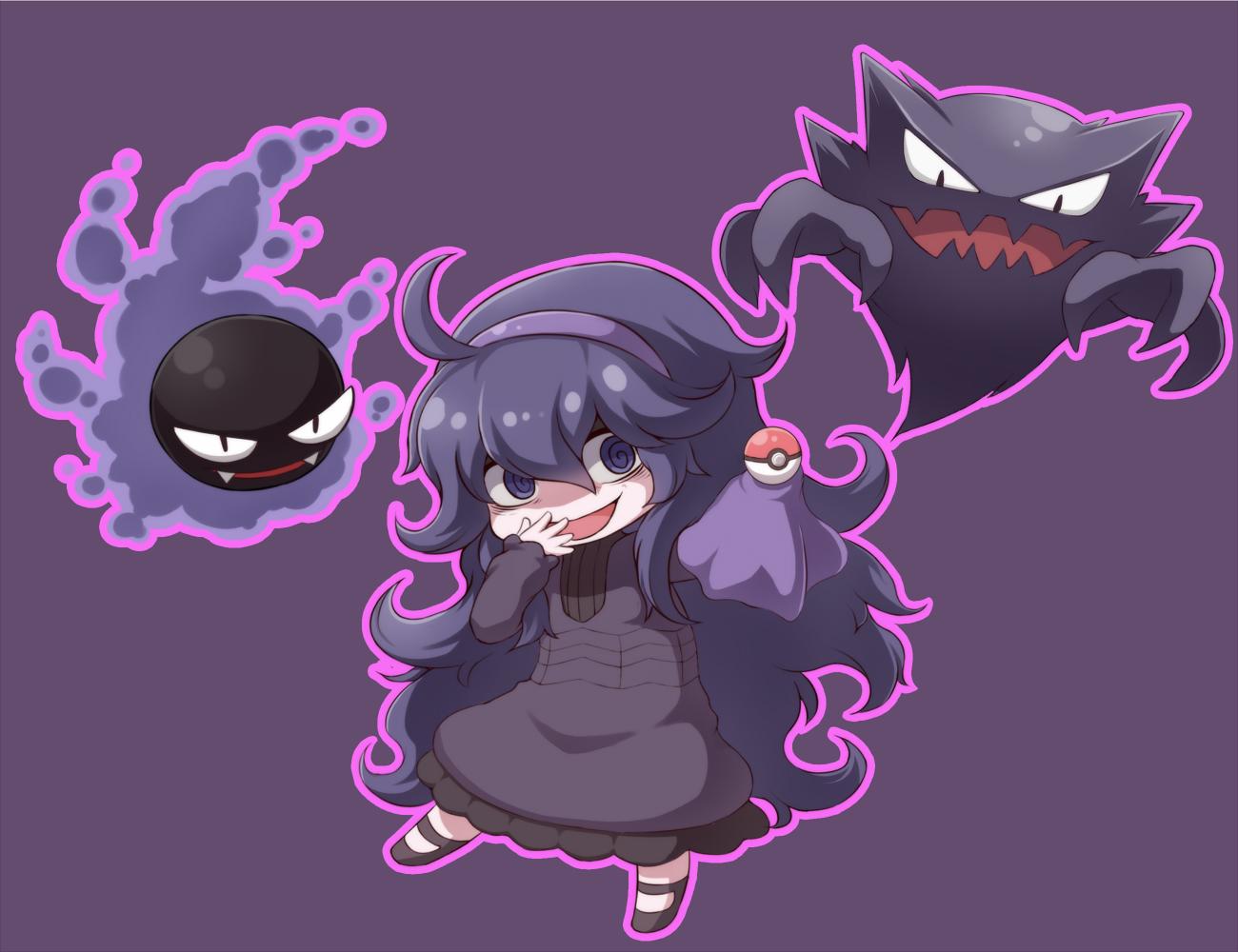 Hex Maniac Pokémon Zerochan Anime Image Board