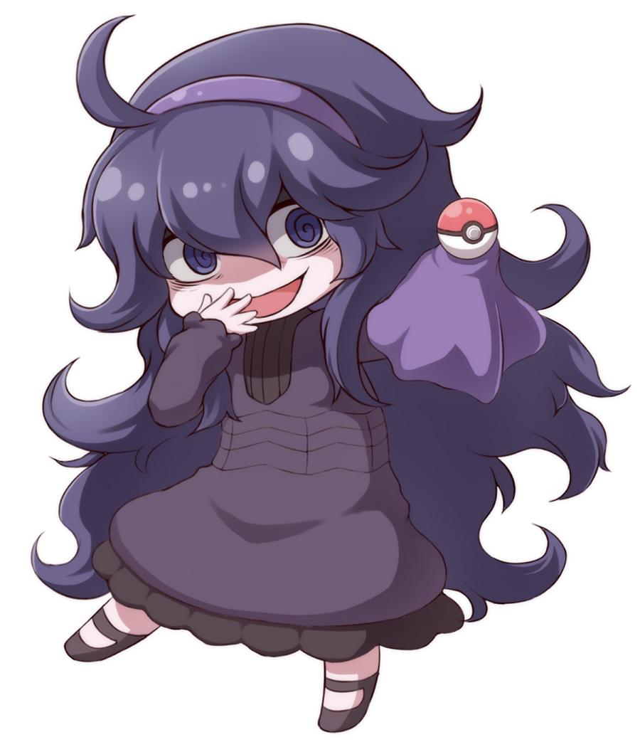 Hex Maniac Fanart Zerochan Anime Image Board
