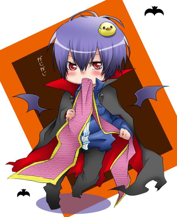 Tags: Anime, Katekyo Hitman REBORN!, Monster Tamer Tsuna, Hibarin, Hibari Kyoya