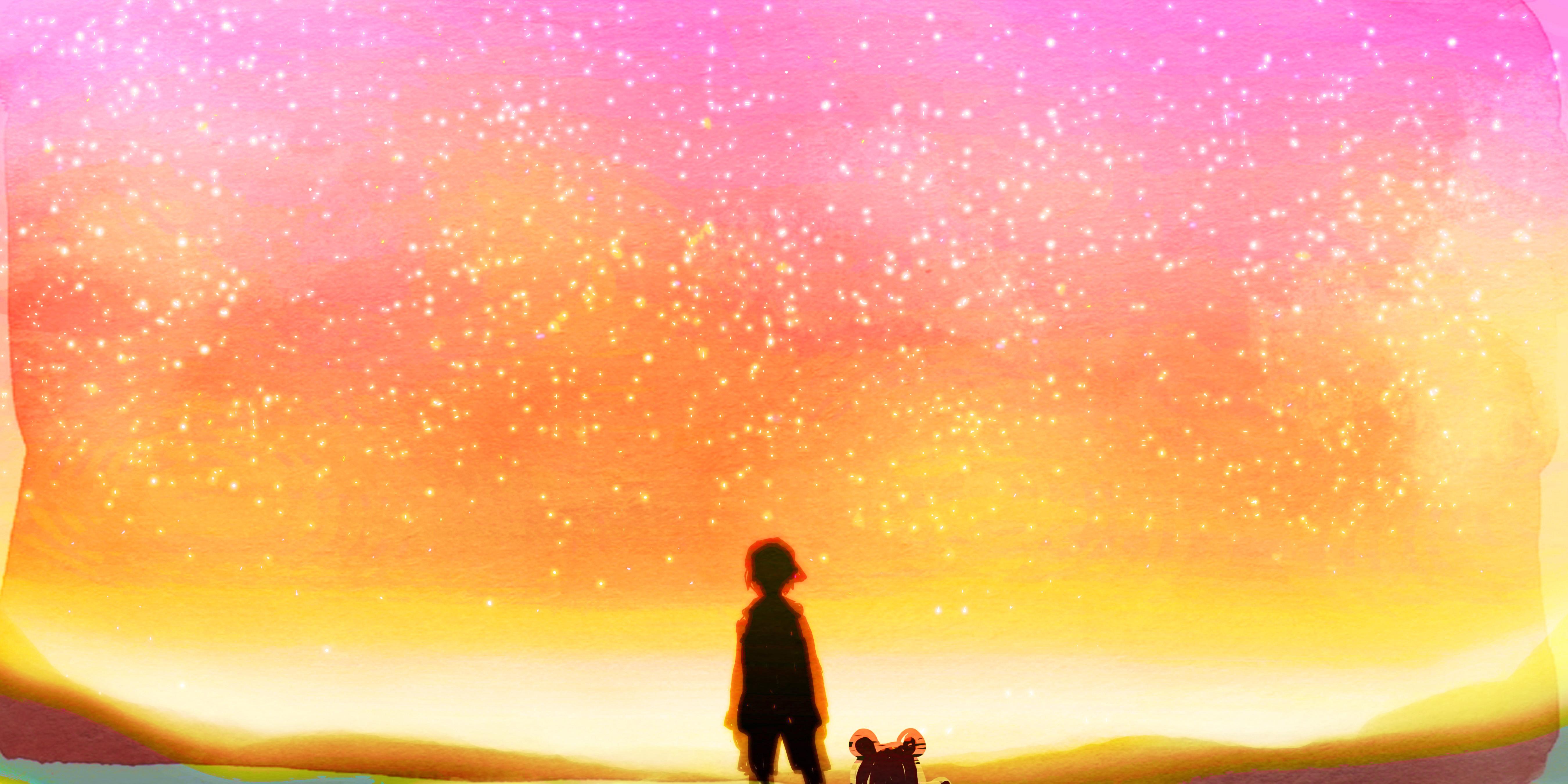 Hibiki Pok 233 Mon Ethan Pok 233 Mon Gold Amp Silver Wallpaper 1306589 Zerochan Anime Image Board