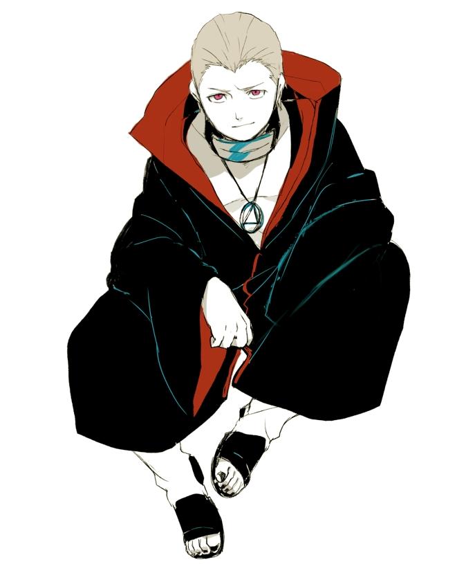 Tags: Anime, Pixiv Id 354499, NARUTO, Hidan, Pixiv