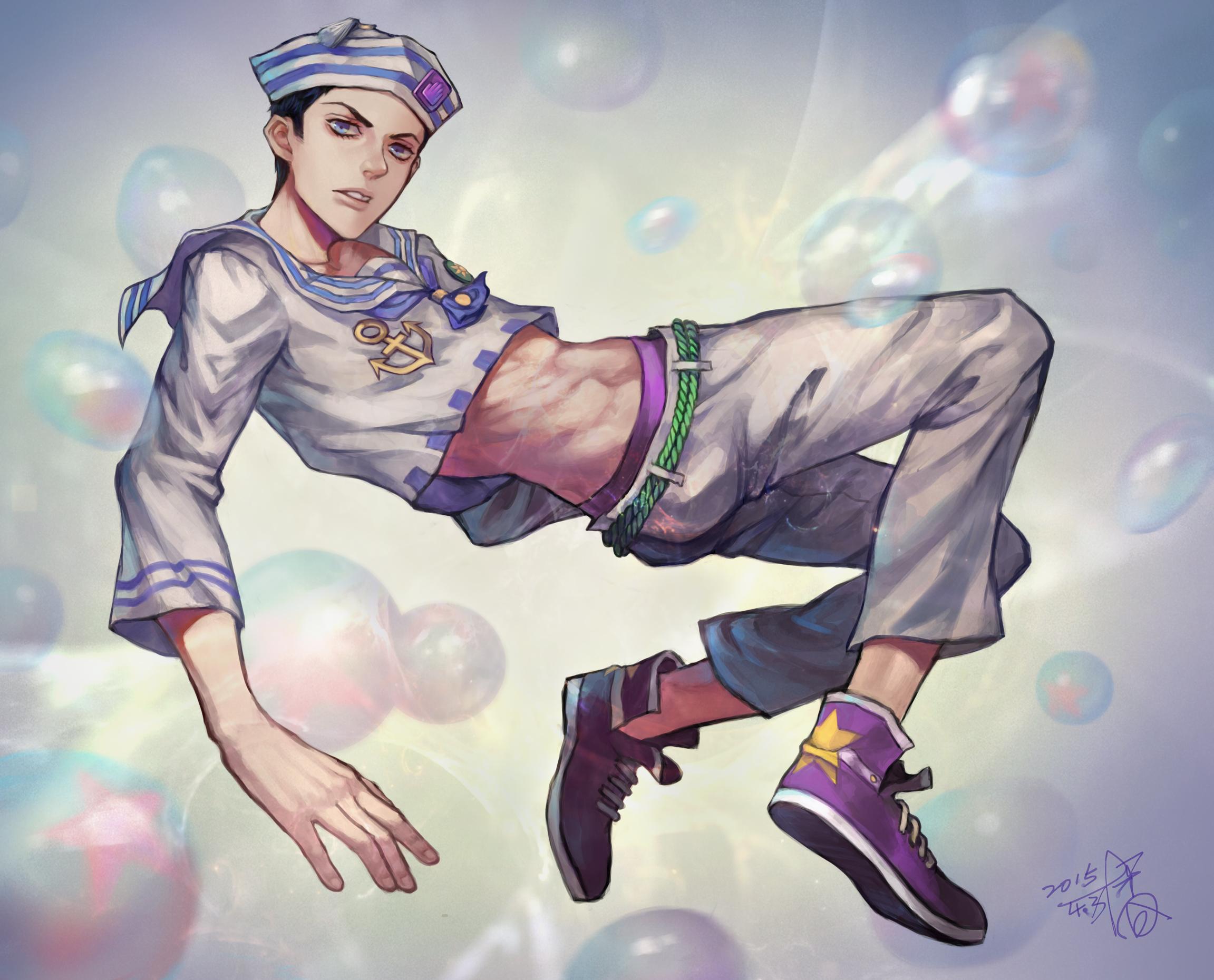Higashikata Jousuke (JoJolion) Image #2168147 - Zerochan