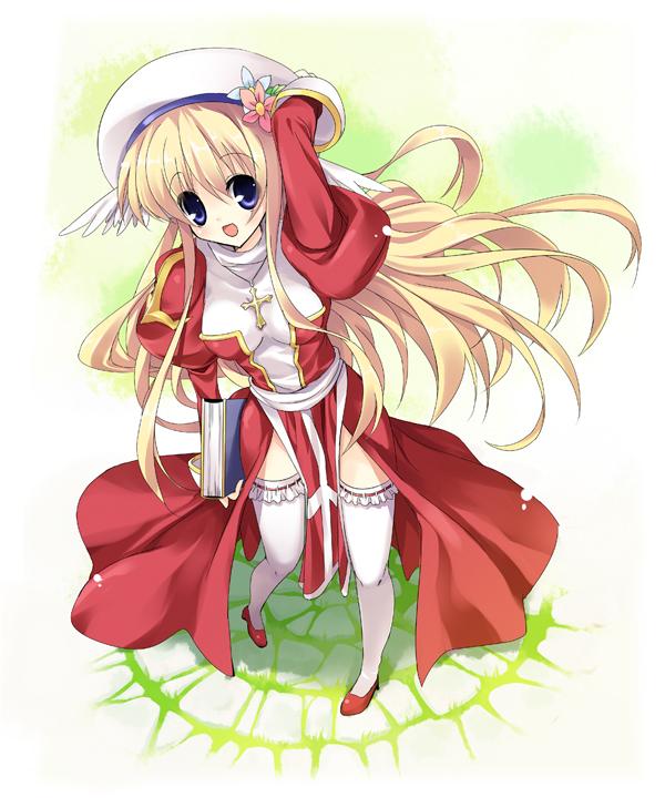 Tags: Anime, Paco, RAGNARÖK ONLINE, High Priestess, Tam (Ragnarok Online), Transcendent Second Class