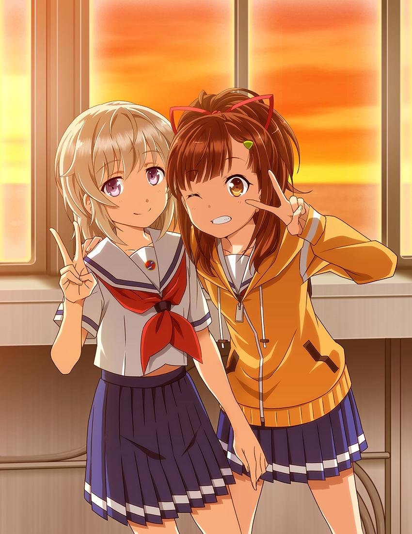 High School Fleet | page 5 of 13 - Zerochan Anime Image Board