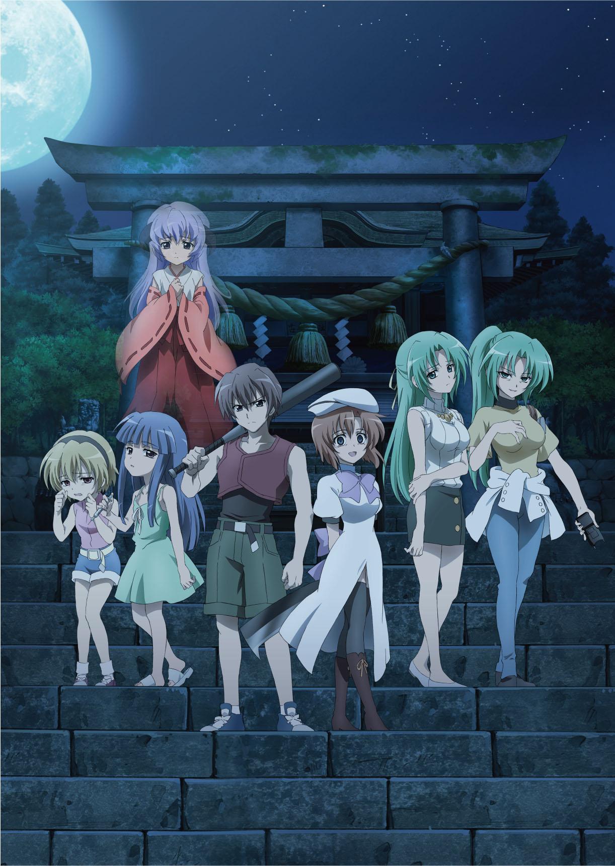 Higurashi No Naku Koro Ni When They Cry Image 2349420 Zerochan Anime Image Board