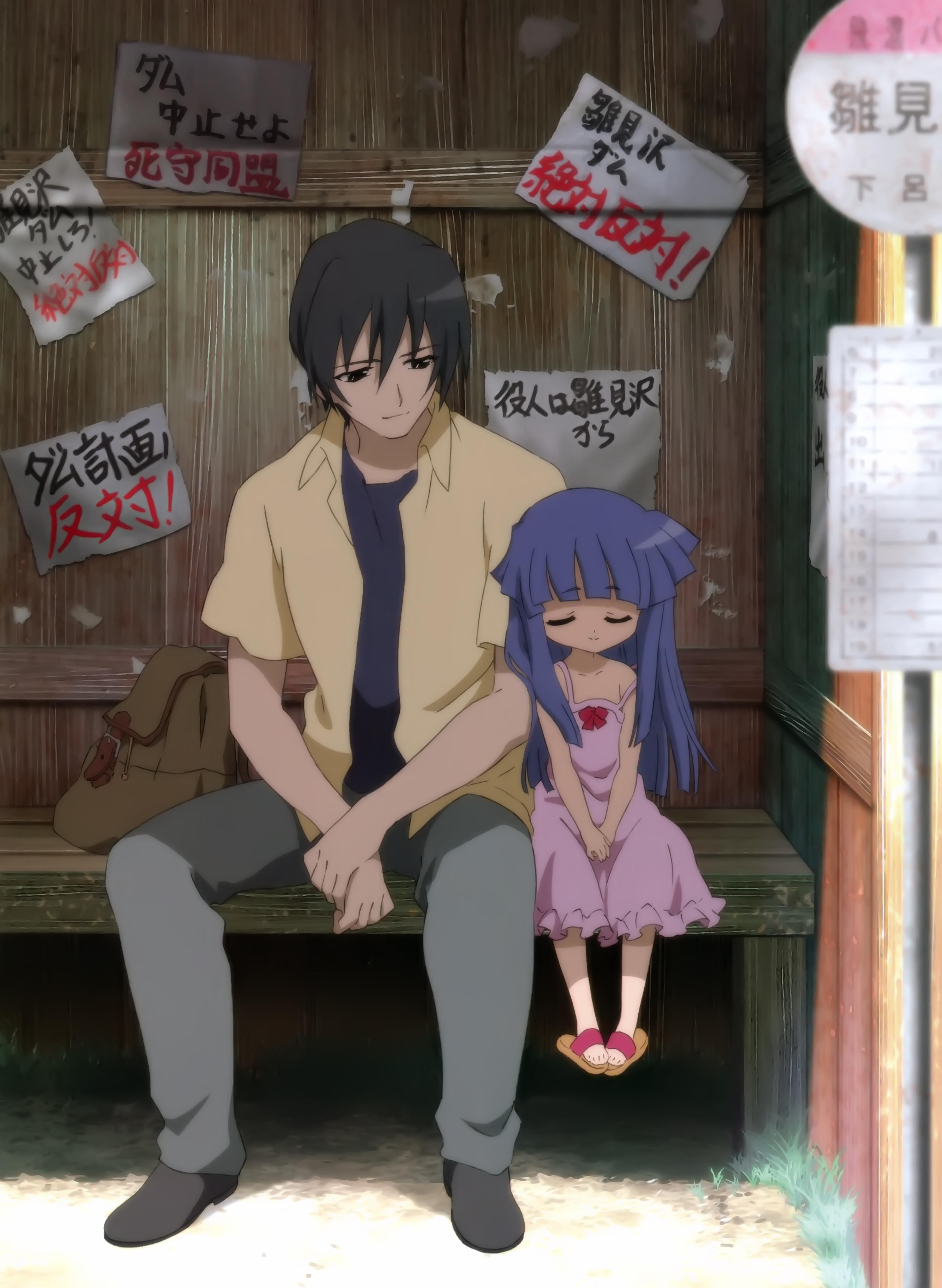 Higurashi No Naku Koro Ni When They Cry Image 273676 Zerochan Anime Image Board