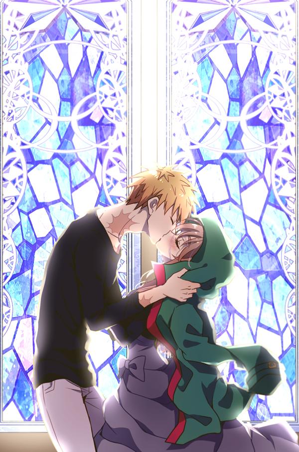 Tags: Anime, Pixiv Id 2482295, Higyaku no Noel, Noel Cerquetti, Fugo Dressel, Pixiv, Fanart, Fanart From Pixiv, Noel The Mortal Fate