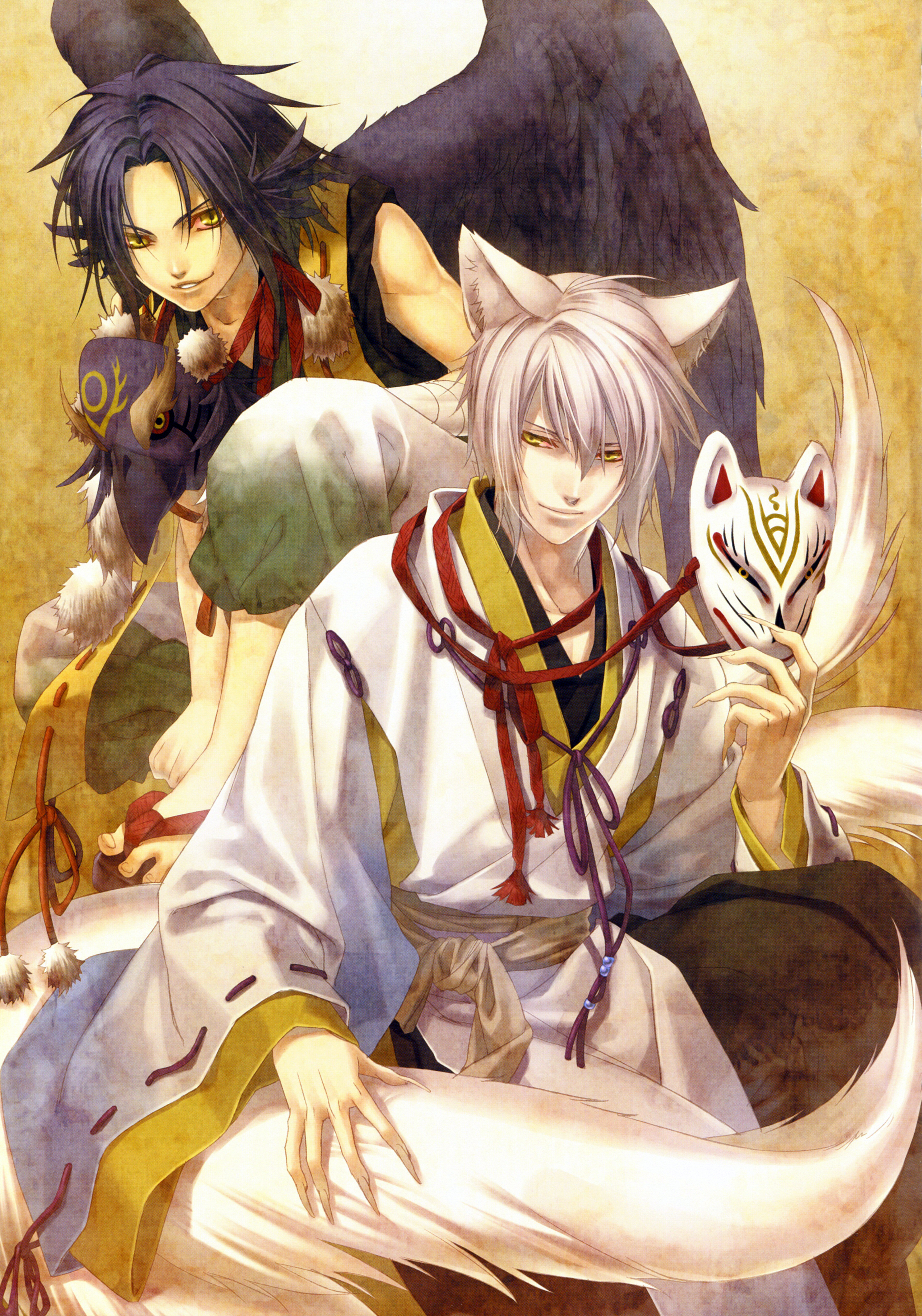 Scarlet fragments · download hiiro no kakera image