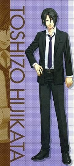 Hijikata Toshizou