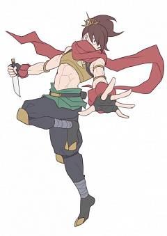 Hikage (Yu-Gi-Oh! ARC-V)