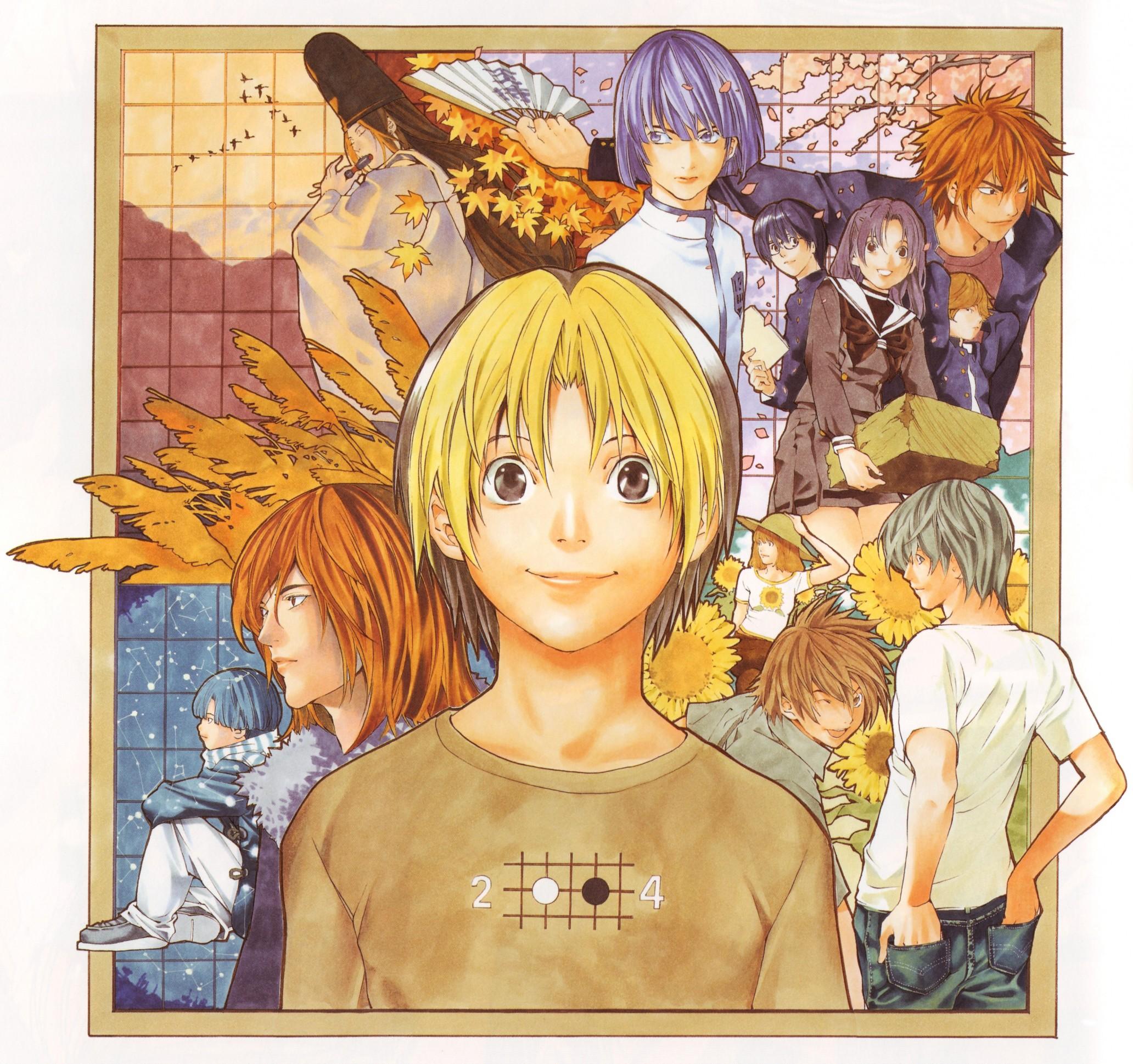 kaga tetsuo hikaru no go zerochan anime image board
