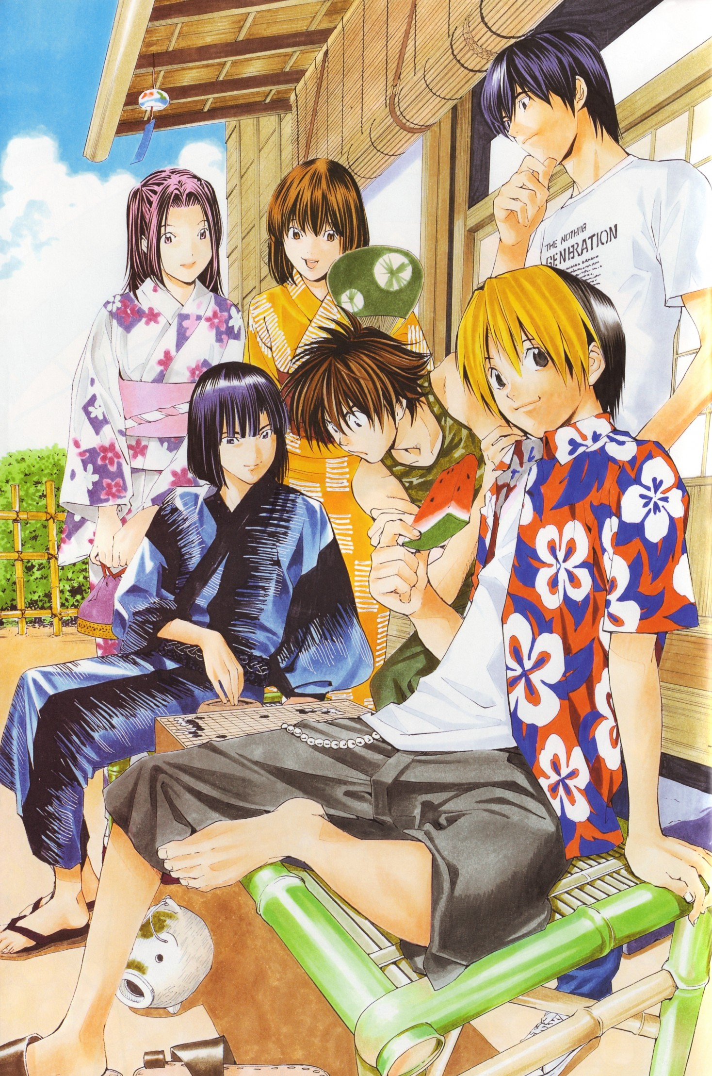nase asumi hikaru no go zerochan anime image board. Black Bedroom Furniture Sets. Home Design Ideas