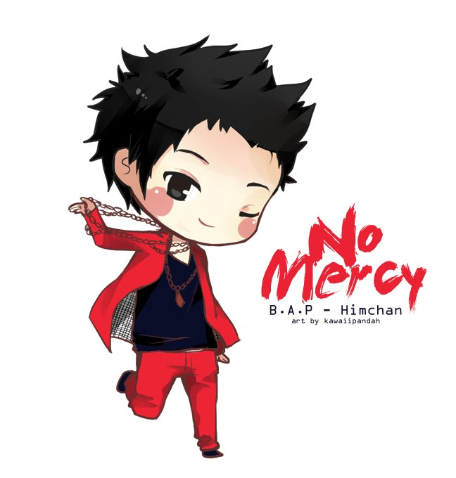 No Mercy  Song   B A P   B.a.p Chibi