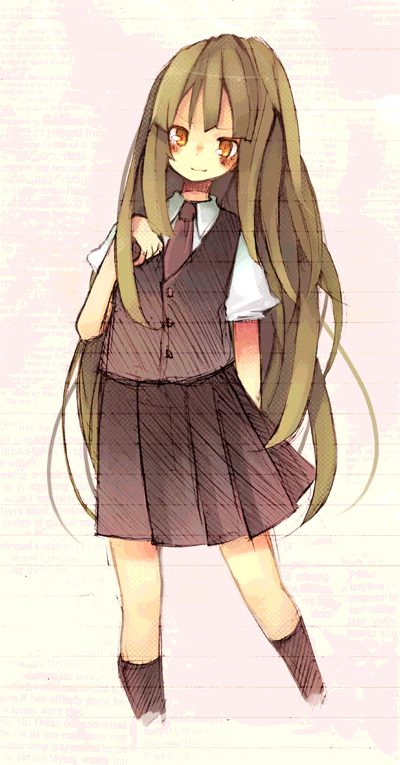 Tags: Anime, Himehi, Pixiv, Original