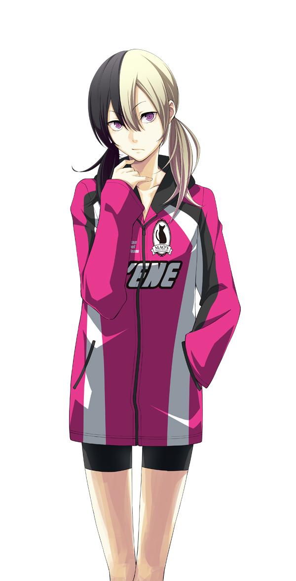 Tags: Anime, Nono Kanako, PRINCE OF STRIDE, Himemiya Yuri (PRINCE OF STRIDE), PNG Conversion, Official Art