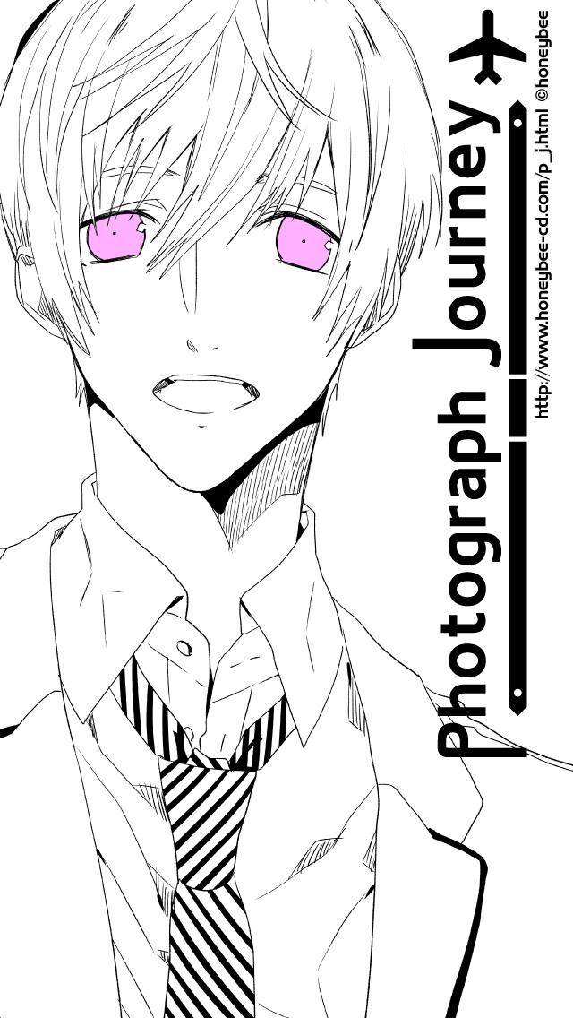 Tags: Anime, Mizuguchi Too, honeybee, Photograph Journey, Himori Kei, Mobile Wallpaper, Official Art, Official Wallpaper, Wallpaper