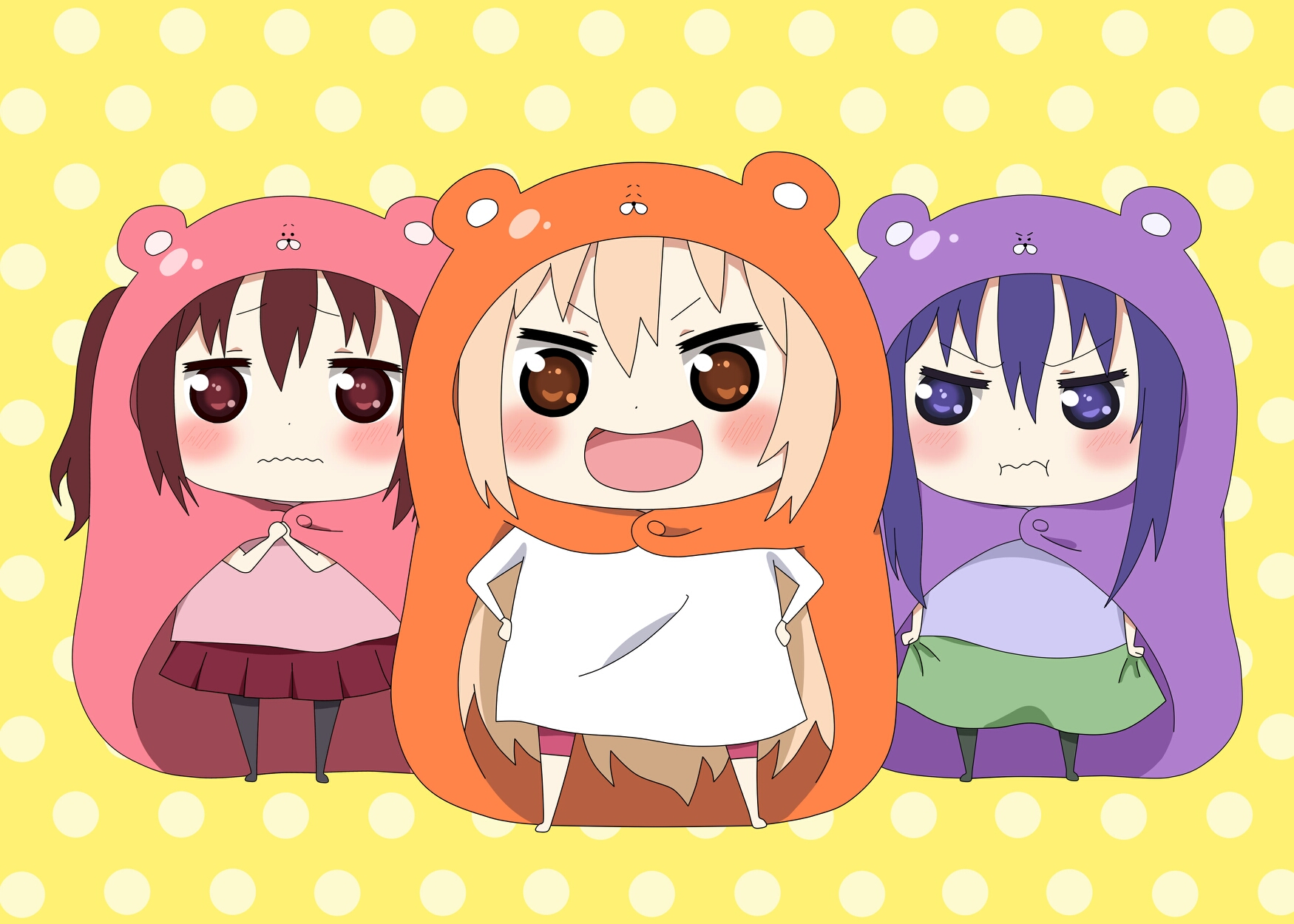 Himouto Umaru Chan Zerochan Anime Image Board