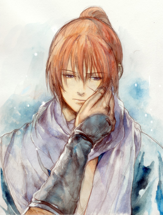 Tags: Anime, Niko Silent Whitesnow, Rurouni Kenshin, Himura Kenshin