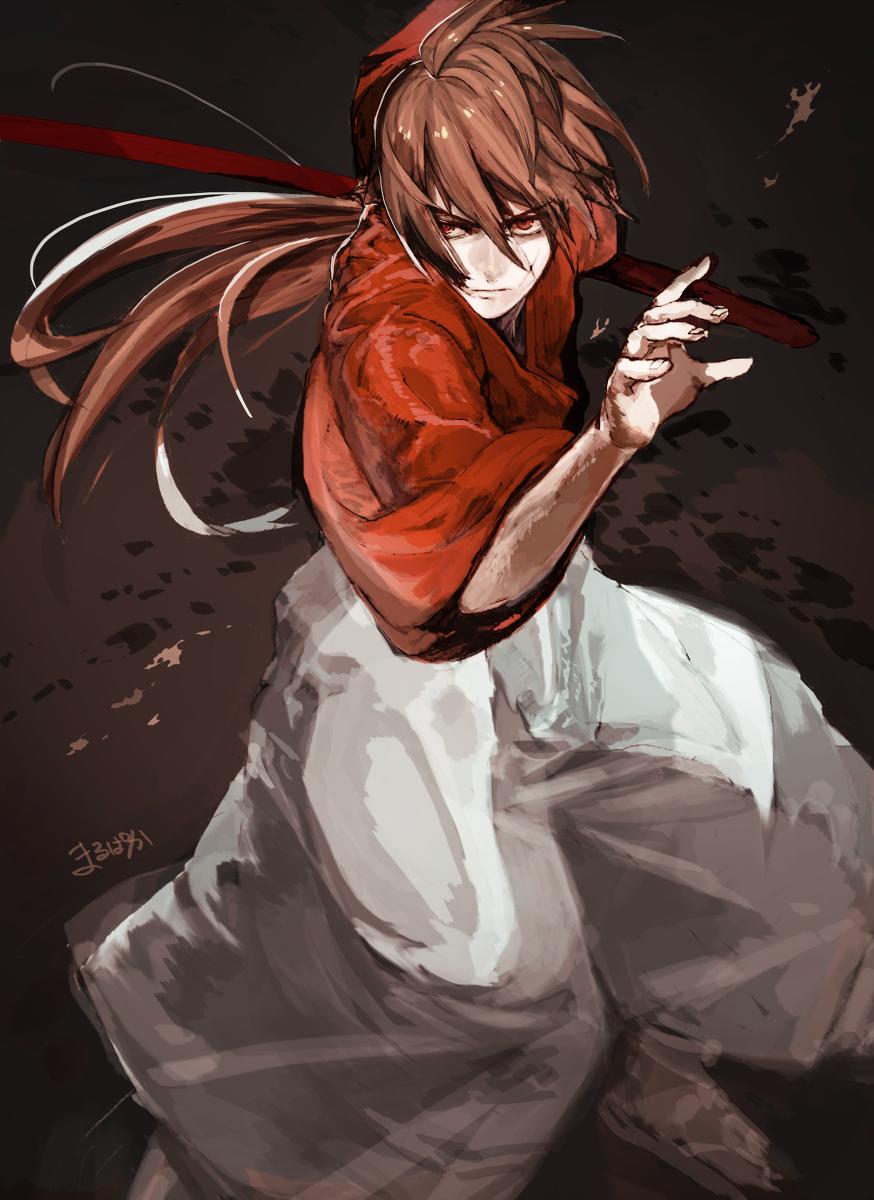 Rurouni Kenshin Meiji Swordsman Romantic Story Mobile